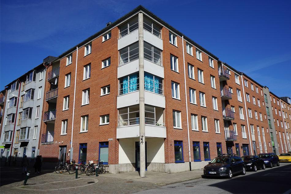 Franshill Gasverksgatan 2-14 Malmo