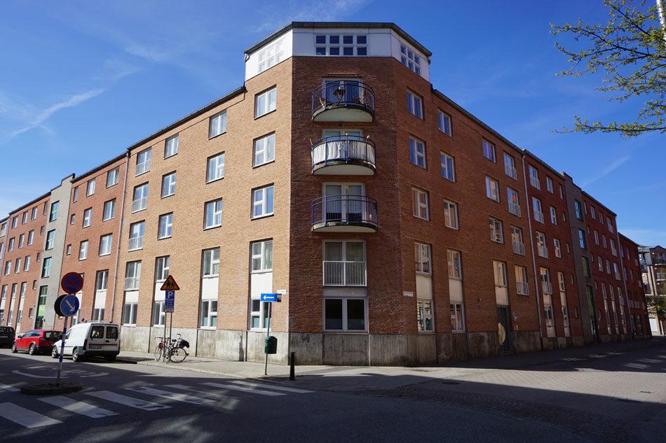 Franshill Norregatan 21 Malmö
